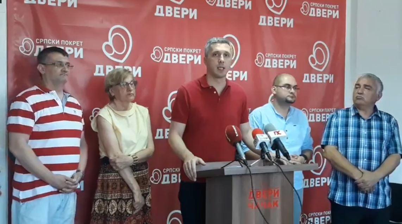 Boško Obradović: Ova vlast je simbol kriminala i korupcije