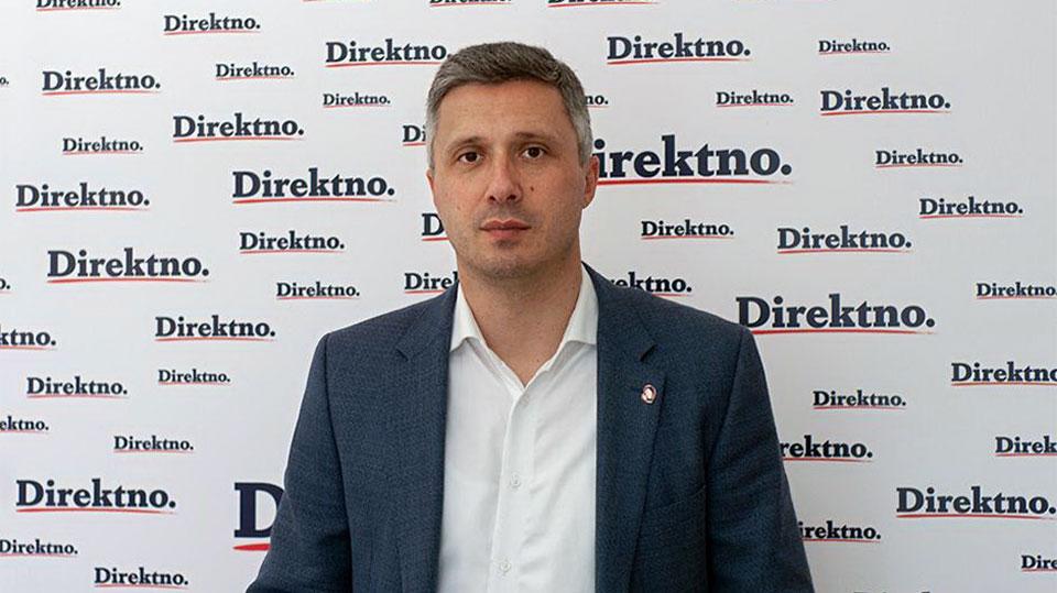 Обрадовић за Директно: У Србији више нема нормалног политичког живота, бојкот то треба да покаже грађанима