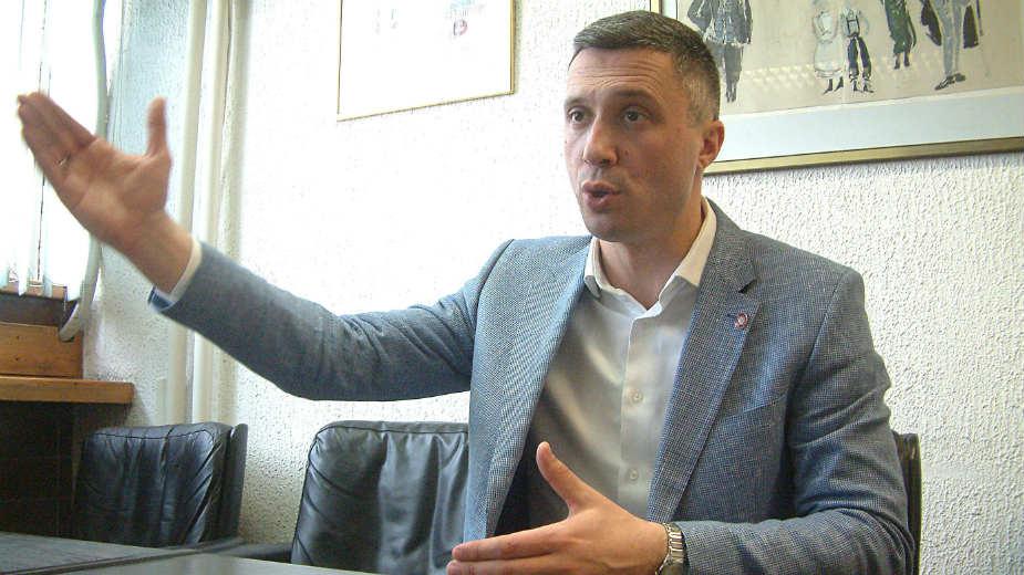Boško Obradović: Zlu se treba suprotstaviti silom