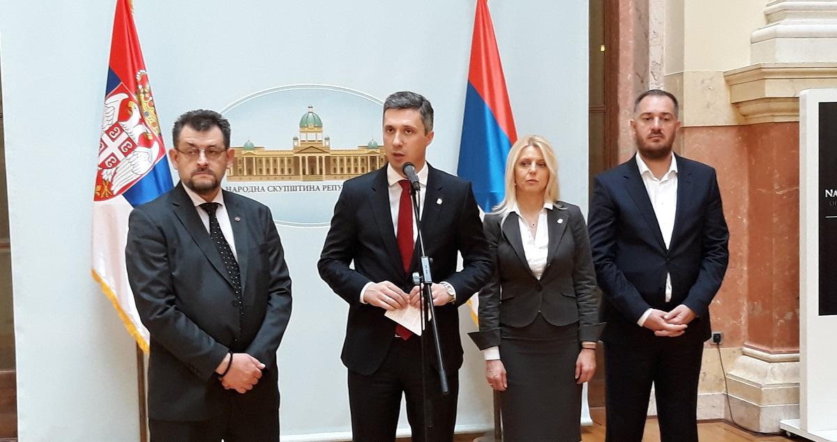 Boško Obradović: Vojska Srbije danas u mnogobrojnim problemima
