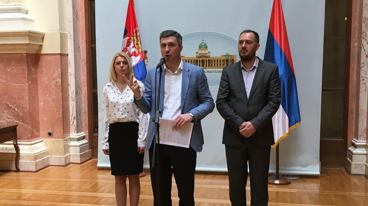 """Boško Obradović: Koji to """"benefiti"""" za Srbiju vrede priznanja Kosova?"""