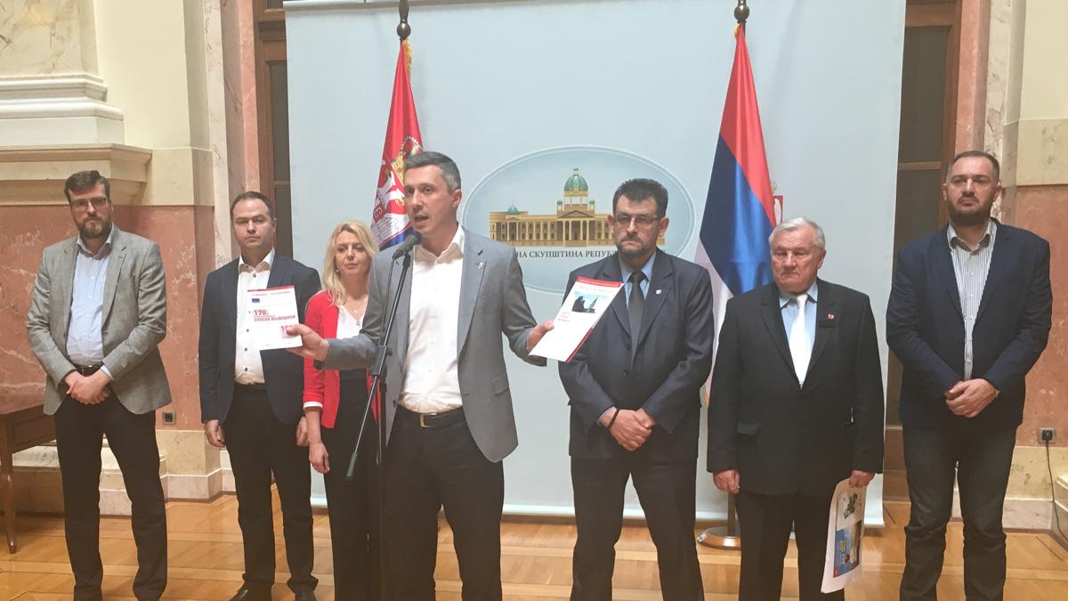 "Boško Obradović: Danas počinje ""Nedelja porodice"""