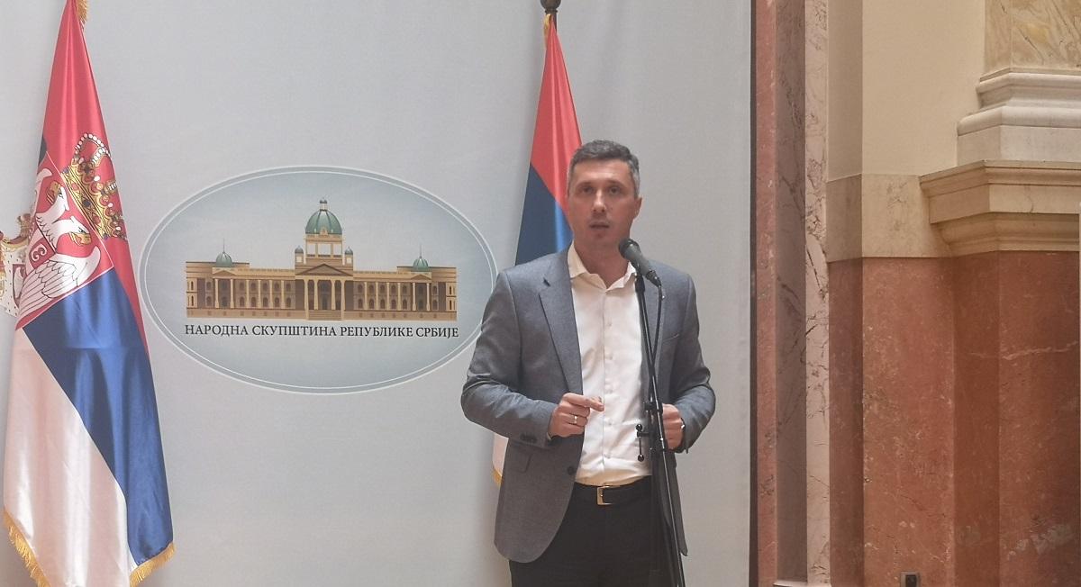 Boško Obradović: Vučić ne brani Kosovo već svoju vlast