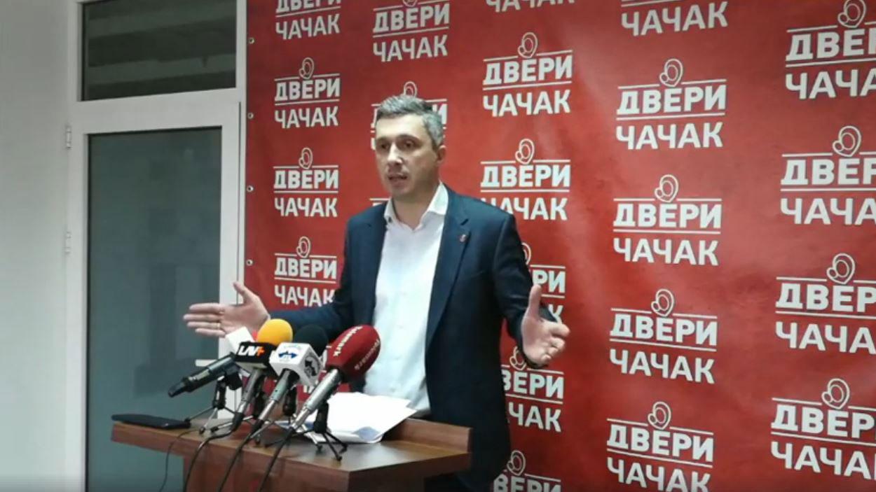 Boško Obradović: Sporazum je revolucija na političkoj sceni Srbije