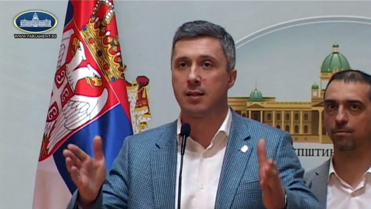 Boško Obradović: Nećemo dozvoliti da nas podele
