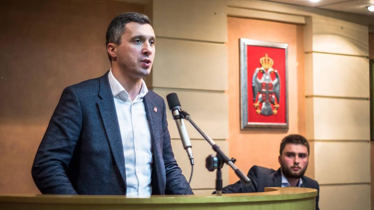 Boško Obradović: Svaka čast mladim ljudima koji su se suprotstavili SNS na lokalnim izborima