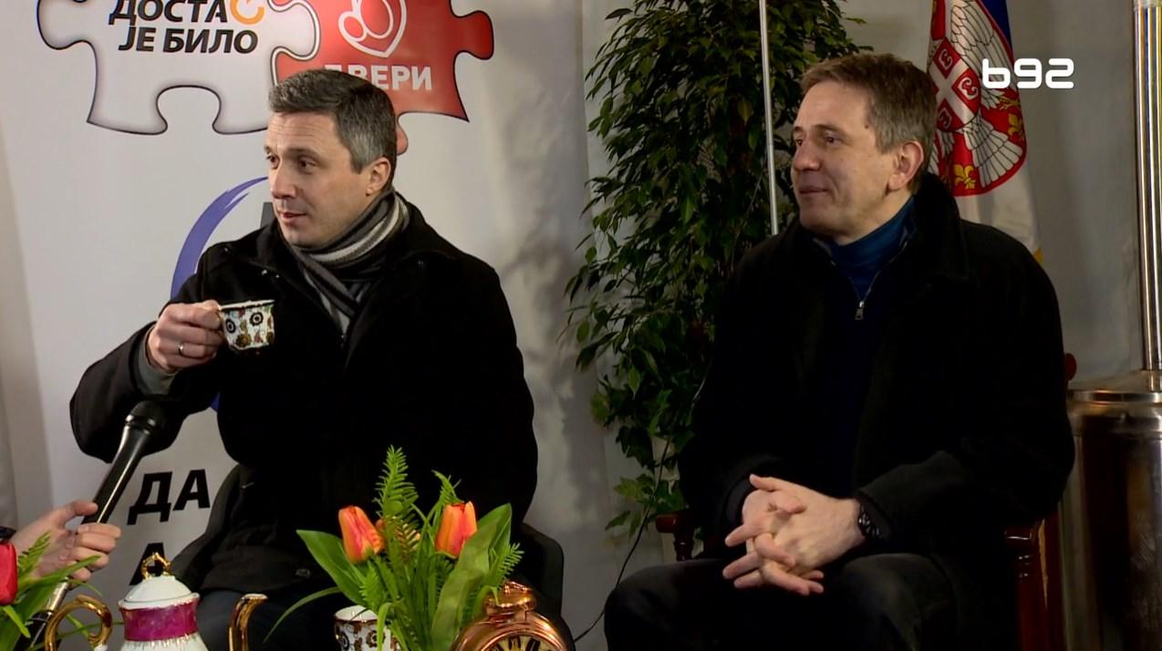 (VIDEO) Sirotinjski RTS i čaj sa DJB i Dverima