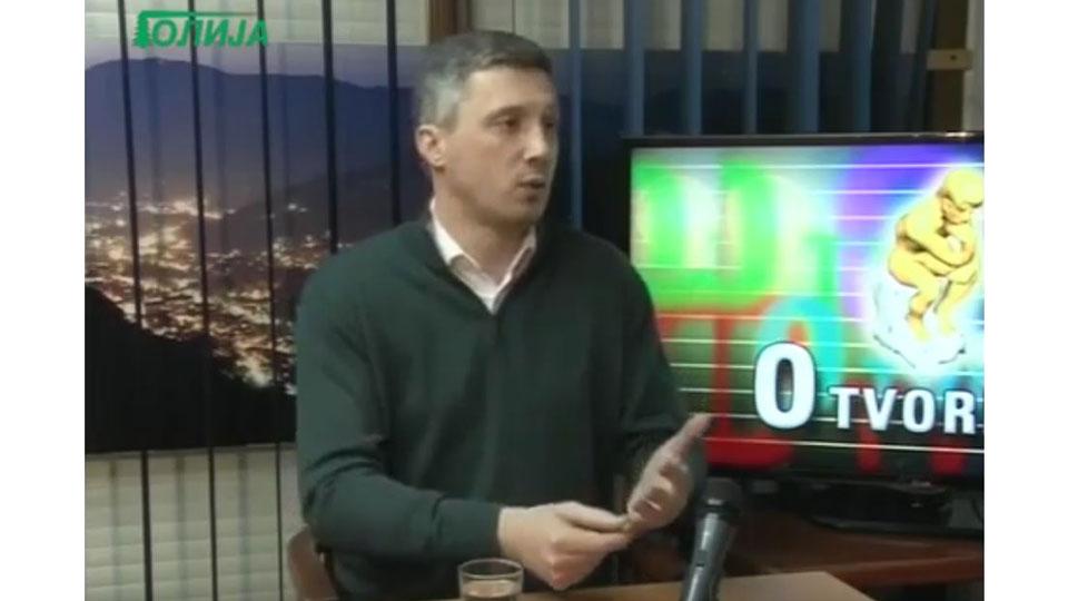 Boško Obradović - TV Golija (23.03.2019.)