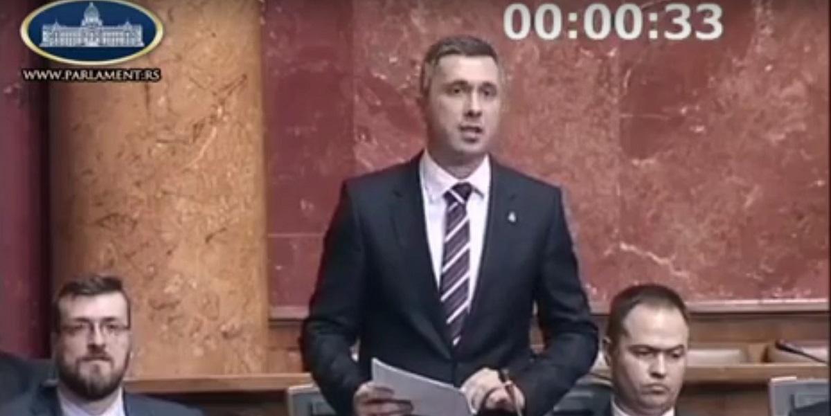 Boško Obradović: Ova vlast reaguje samo na pobunu