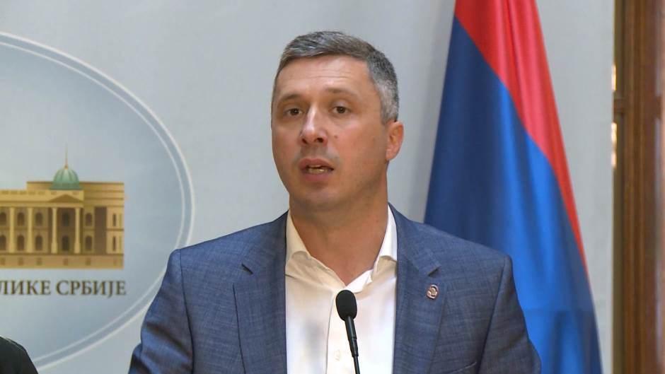 """Obradović: Protesti u više od 40 gradova i opština pod sloganom """"Normalno"""""""