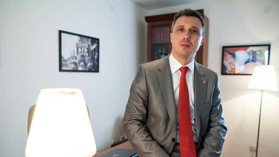 Boško Obradović: Zašto prelazna, tehnička vlada pre izbora  - SADA?