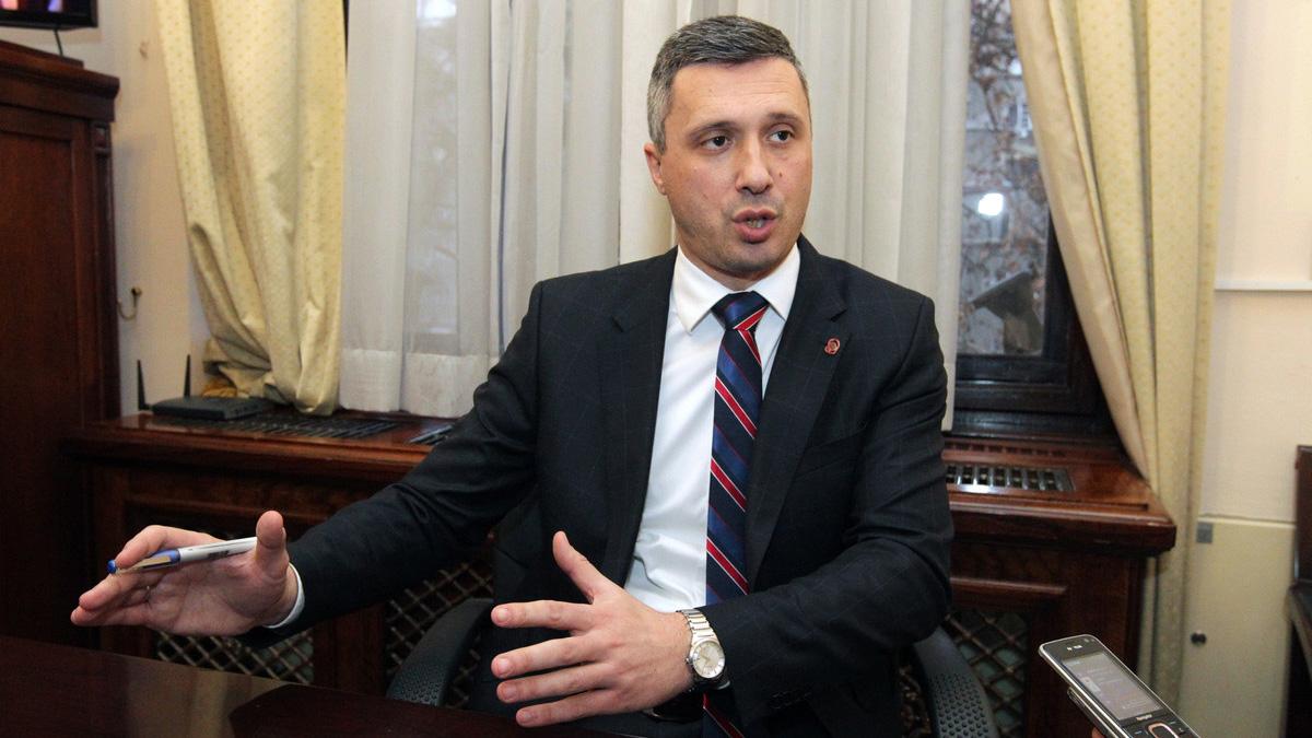 Boško Obradović: Brnabić danas slavi ukidanje demokratije u Srbiji