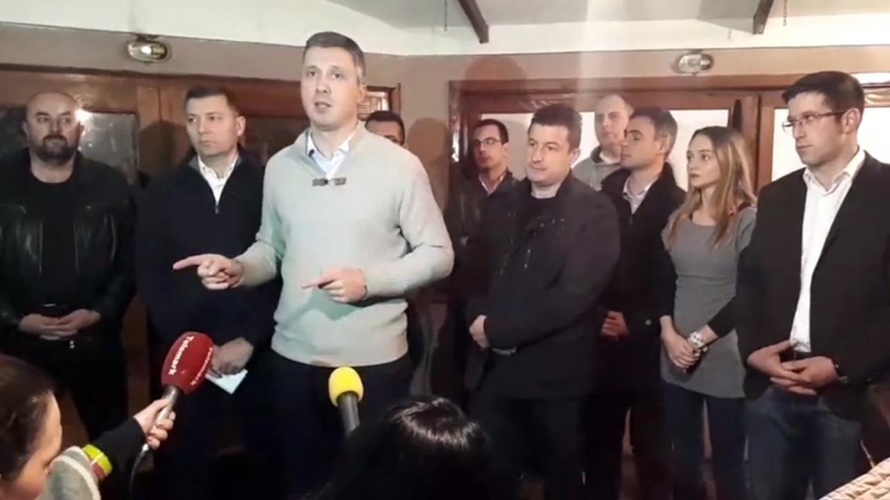 Vanredna KZN Saveza za Srbiju u Guči