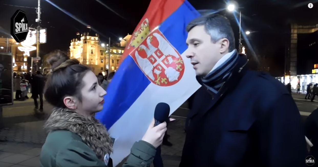 Boško Obradović za Spiku: Nikakvih izbora više nema po Vučićevim pravilima