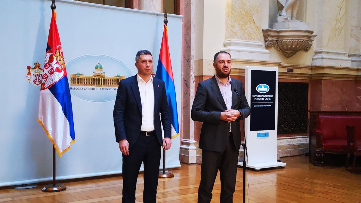 Osuđujemo hapšenje Nebojše Medojevića u Crnoj Gori