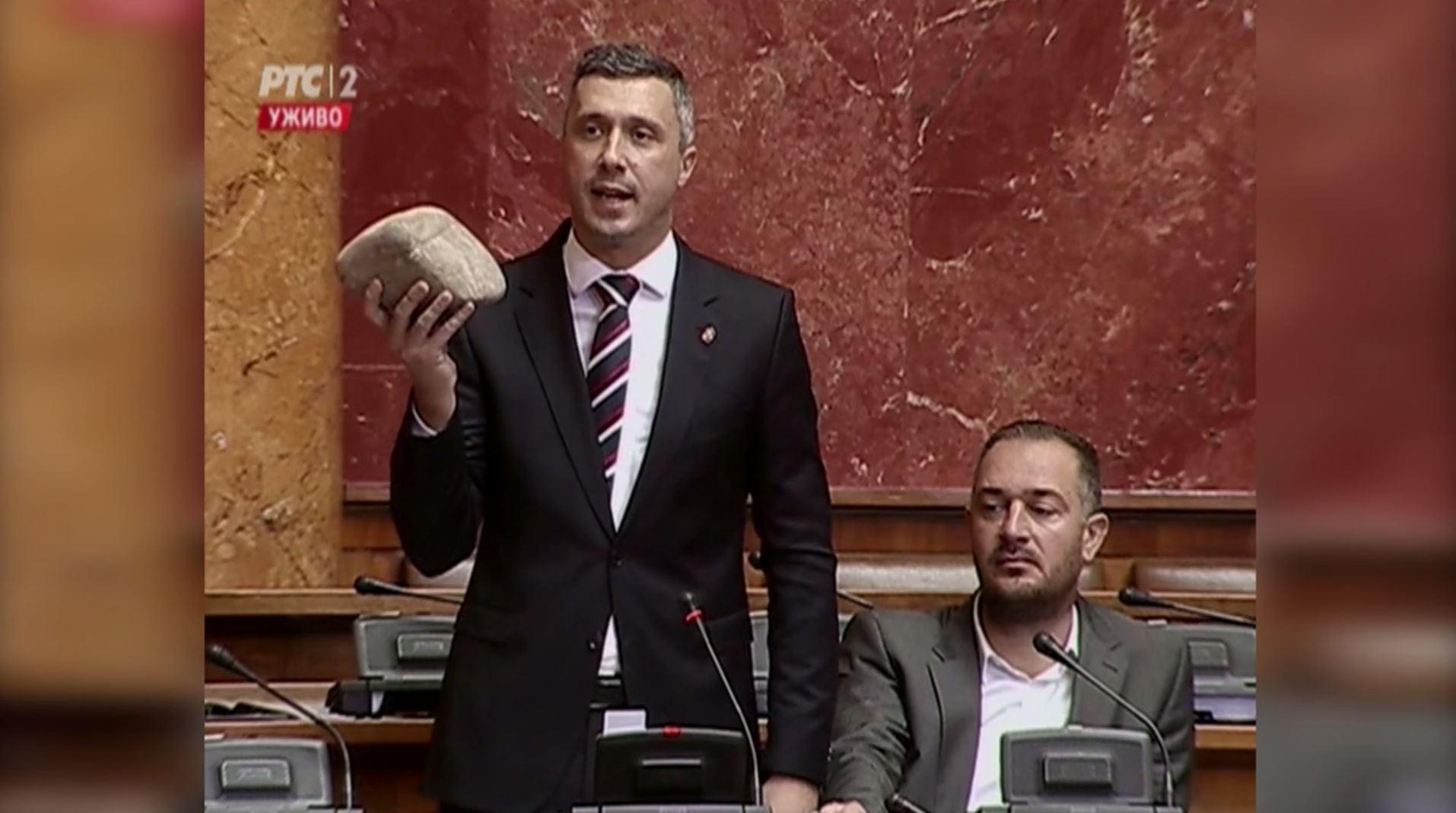Boško Obradović: Kosovski kamen spoticanja unutar opozicije
