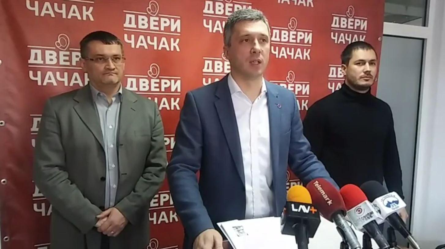 Boško Obradović: TV PINK i Dijana Hrkalović ne smeju pasti