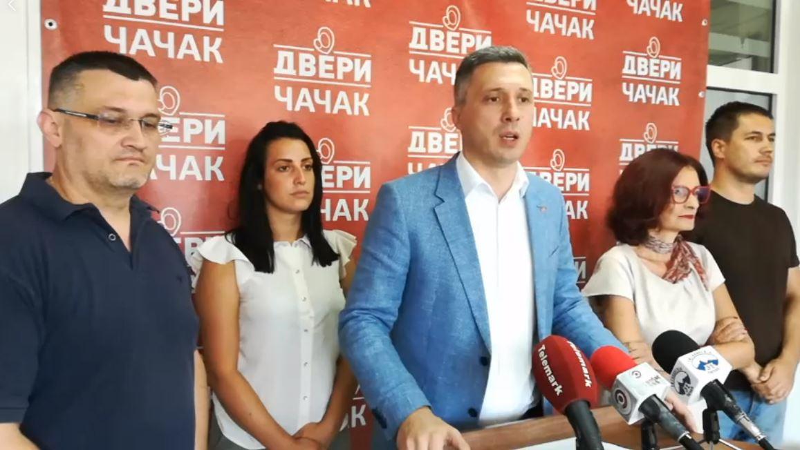 Obradović: Dobra odluka čim su režimski mediji poludeli, nema govora o podelama