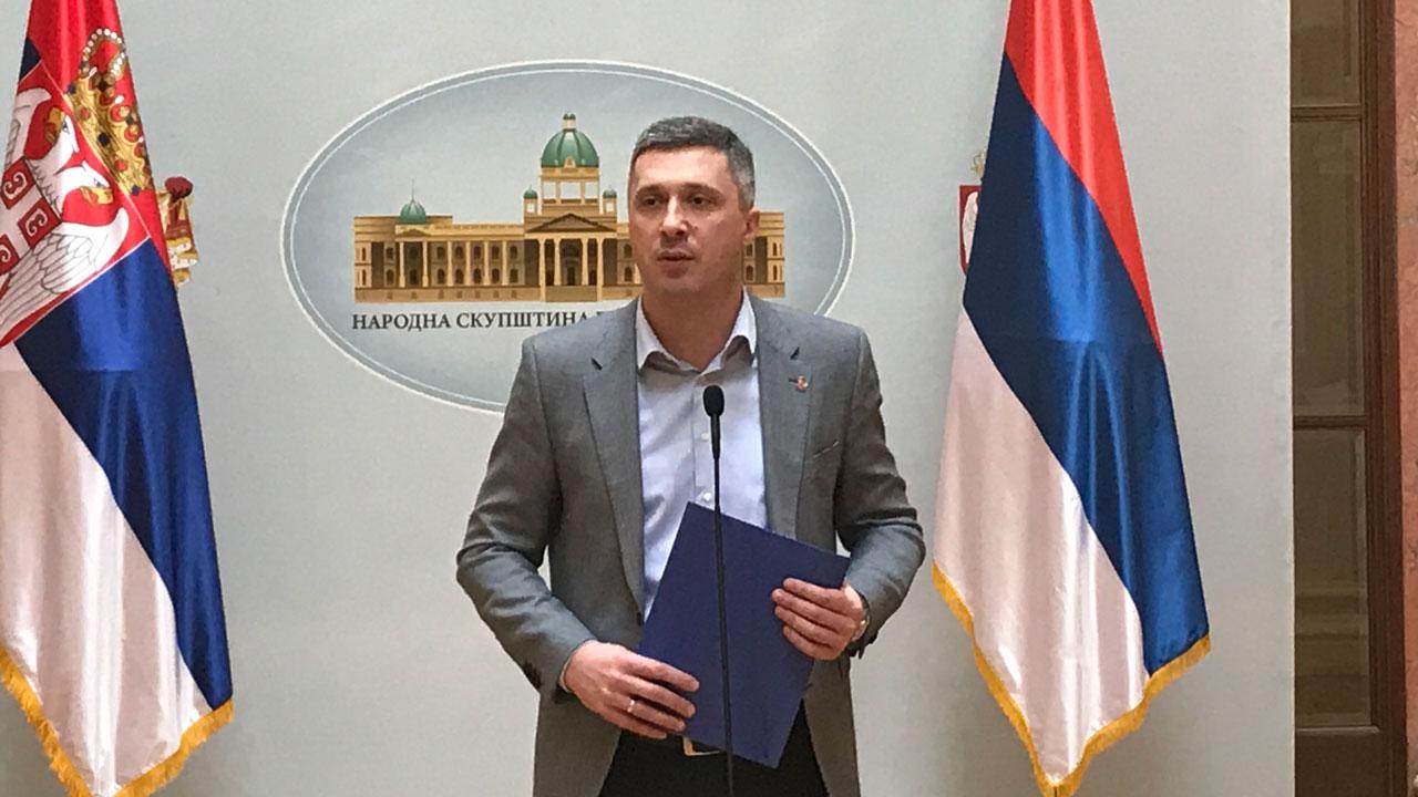 Boško Obradović: Vlada pomaže bankama umesto građanima