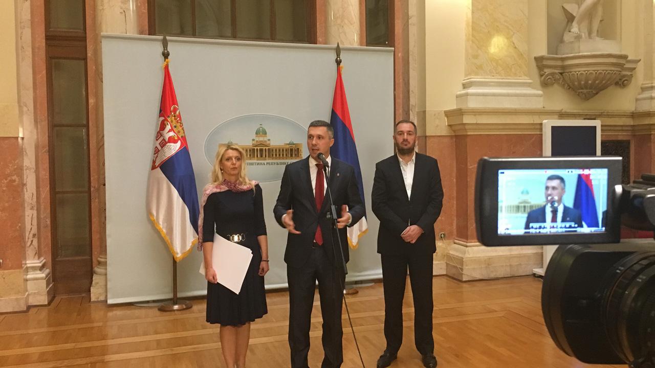 Obradović Šarčeviću: Zakoni su vam takvi da imate protest prosvetara 28. septembra.
