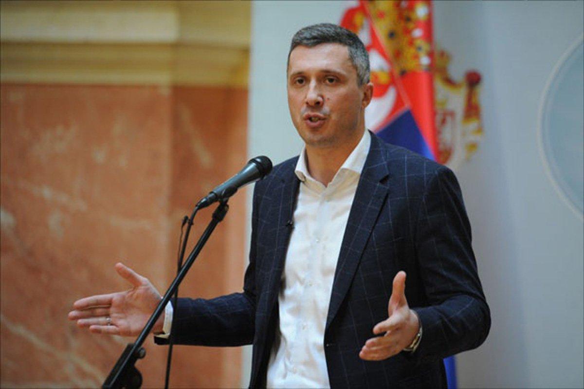 Obradović: Dveri neće glasati za prodaju naše zemlje strancima
