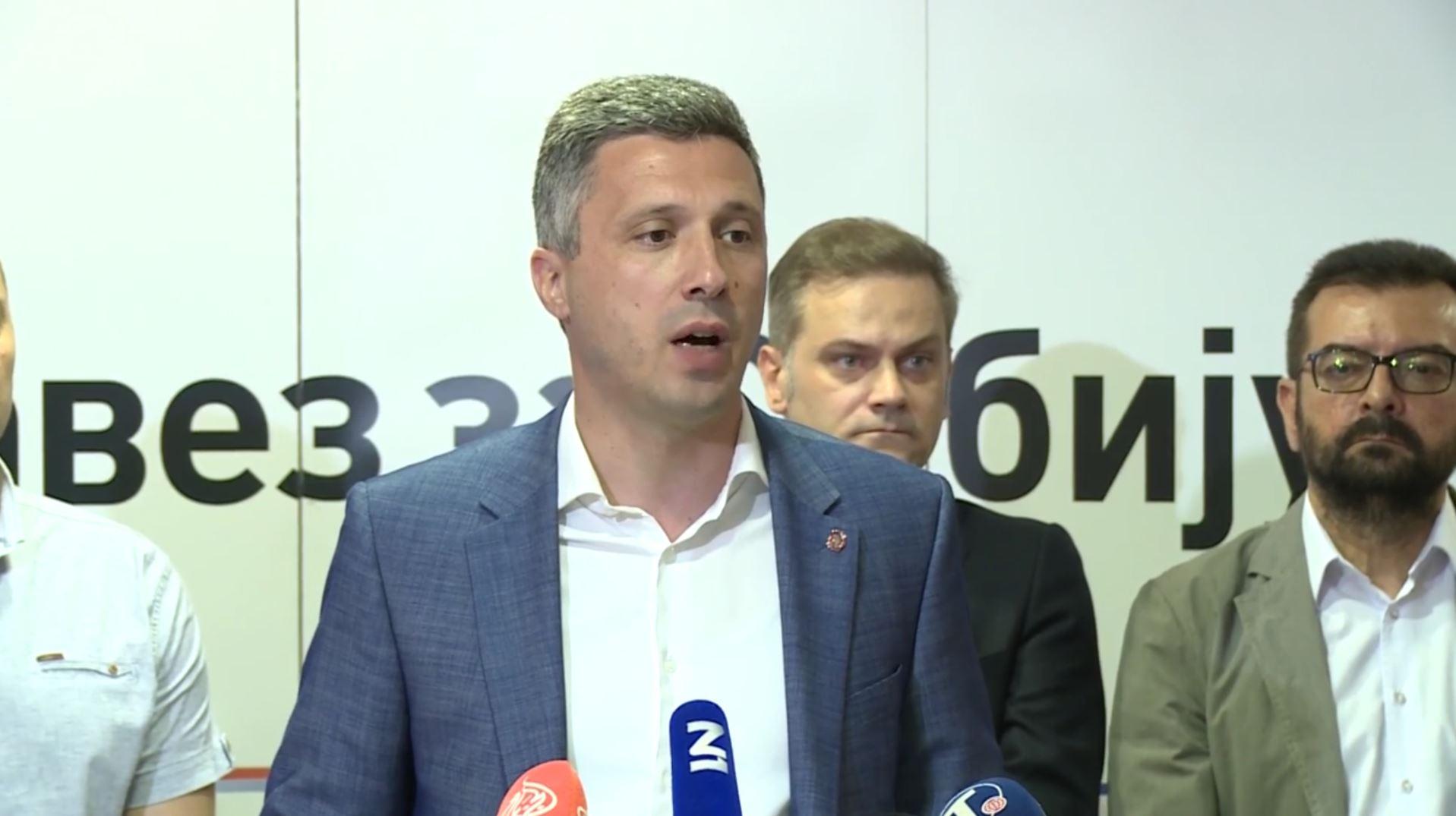 SzS podneo prijavu protiv Nebojše Stefanovića zbog diplome škole koja ne postoji