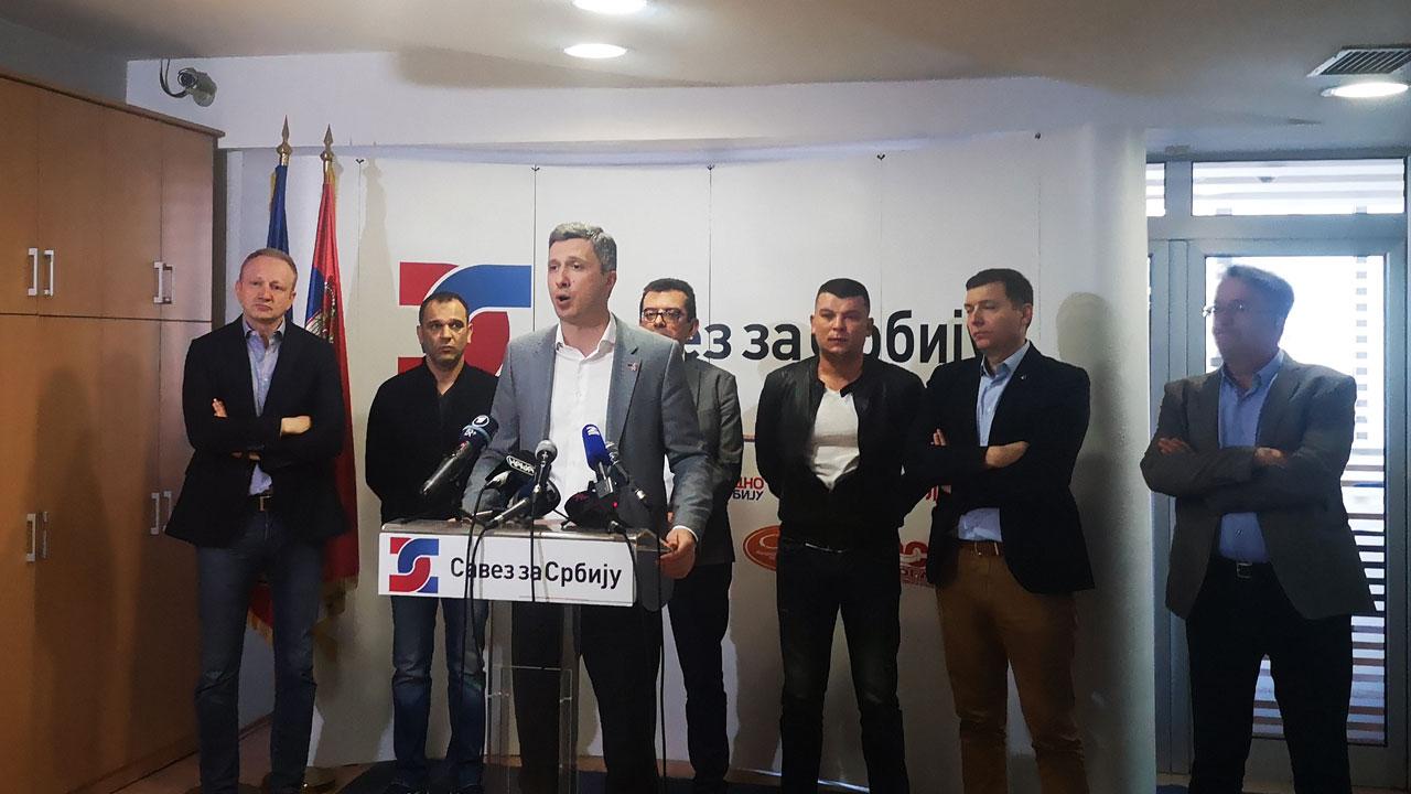 Boško Obradović: Nasilje koje sprovodi ova vlast nije normalno