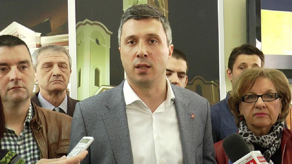 Boško Obradović: SNS batinaši stigli u Dragačevo, kampanja već počela