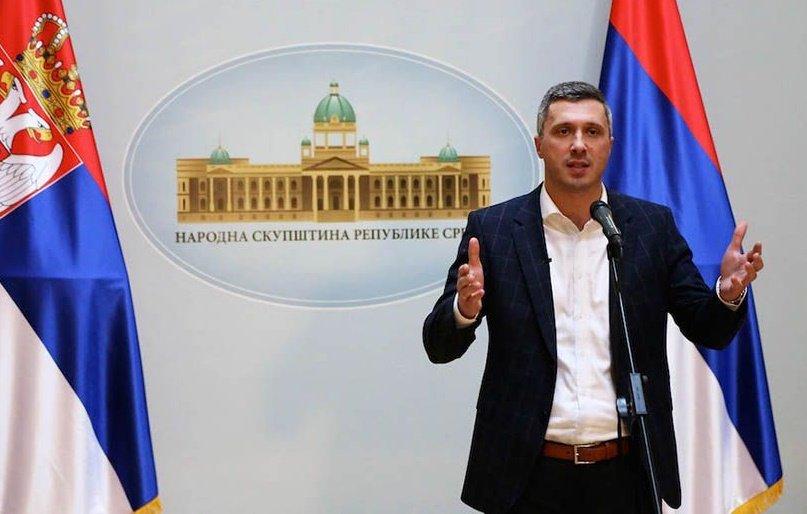 Boško Obradović: Zalažem se za 'austrijski scenario'