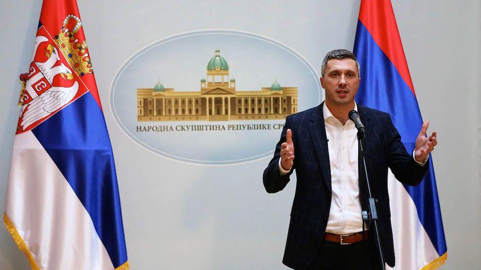 Dveri će formirati novu poslaničku grupu u Slobodnoj zoni 4. maja