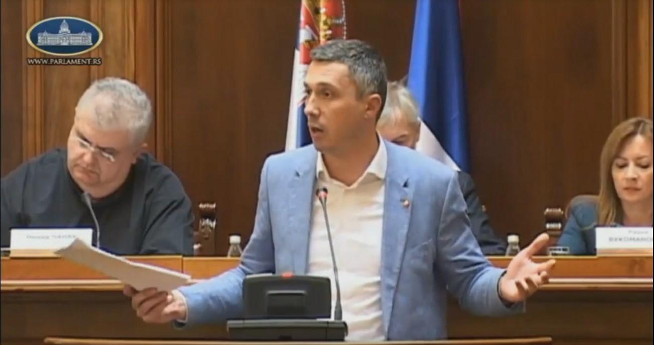 Boško Obradović: Gej vođe mogu na RTS – porodičnoj Srbiji je zabranjeno