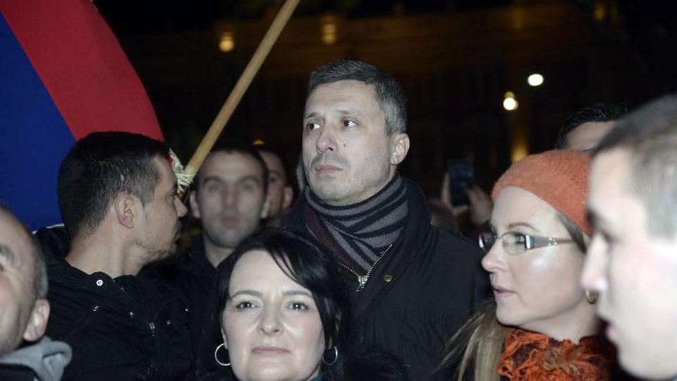 Boško Obradović: Sporazum sa narodom je ozbiljan dokument