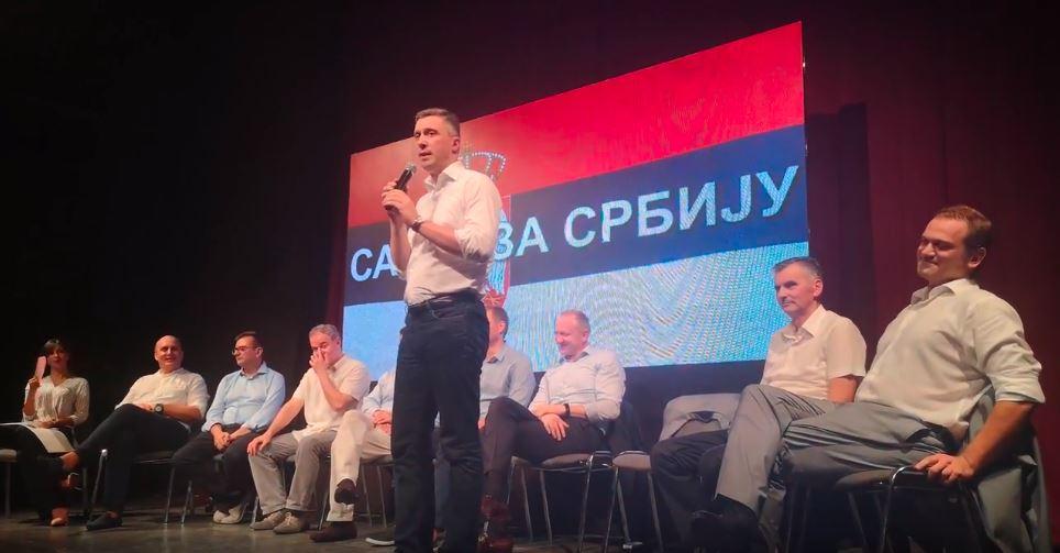 Boško Obradović: Brutalan fizički napad na Borka Stefanovića je pokušaj ubistva političkog protivnika