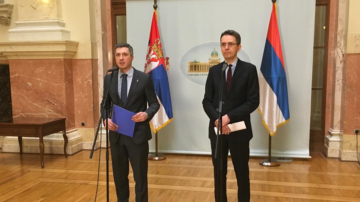 Boško Obradović i Saša Radulović: Inicijativa za smenu Vučića je test za pravu opoziciju