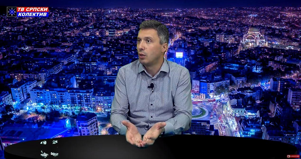 """Boško Obradović: """"Ako vlast ne ispuni izborne uslove, režimu će na proleće suditi ulica!"""""""
