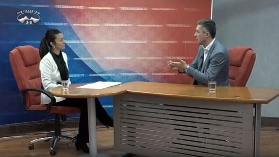 Boško Obradović – TV Galaksija 32 – Javna reč