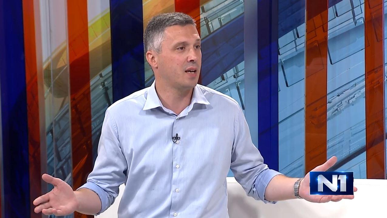 Obradović: Bojkot nije cilj opozicije, već fer i pošteni izbori