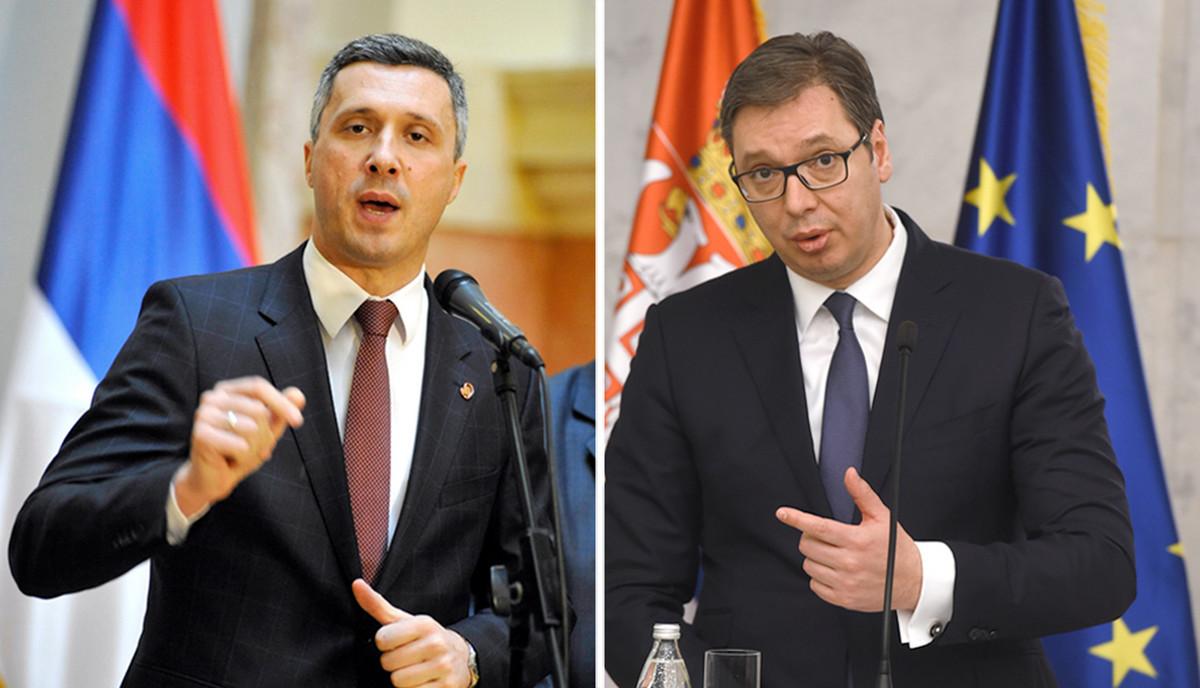 Obradović: Vučić zna da ako se oslobode mediji on gubi sledeće izbore