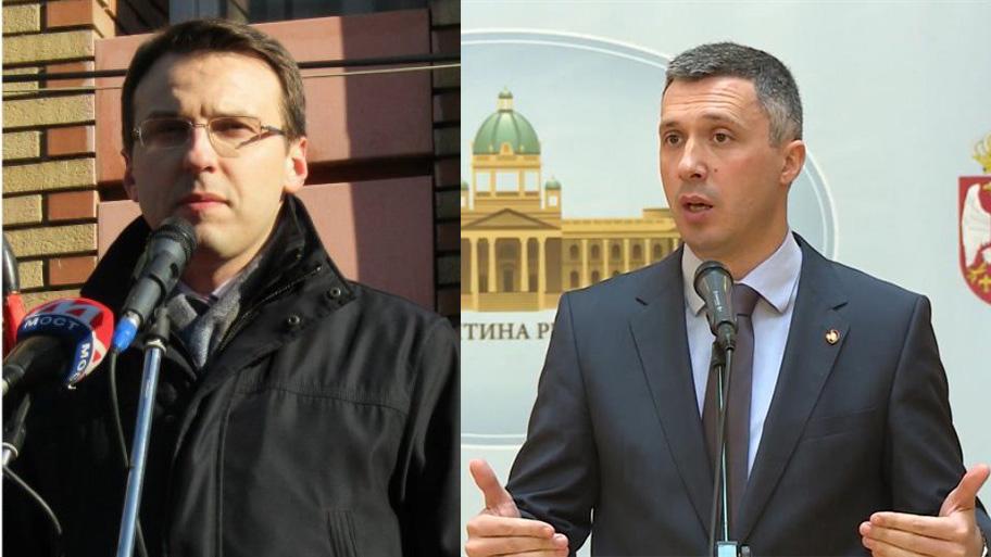 Dveri: Čemu nervoza u redovima vlasti ako su za očuvanje KiM u sastavu Srbije?