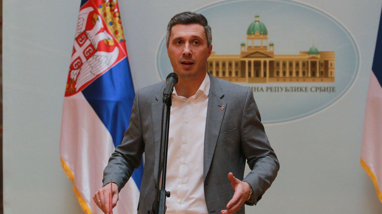 Boško Obradović tužio Aleksandra Vučića