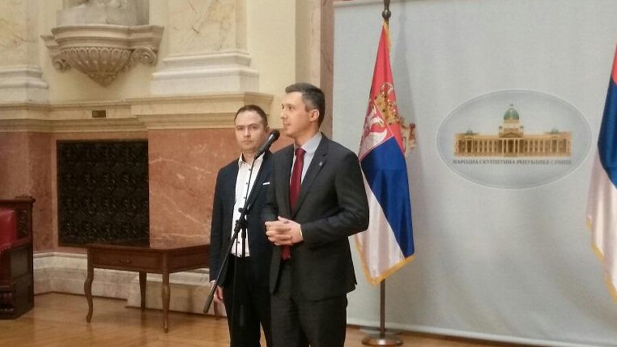 Obradović: Vreme je za narodno izjašnjavanje na referendumima po svim važnim pitanjima