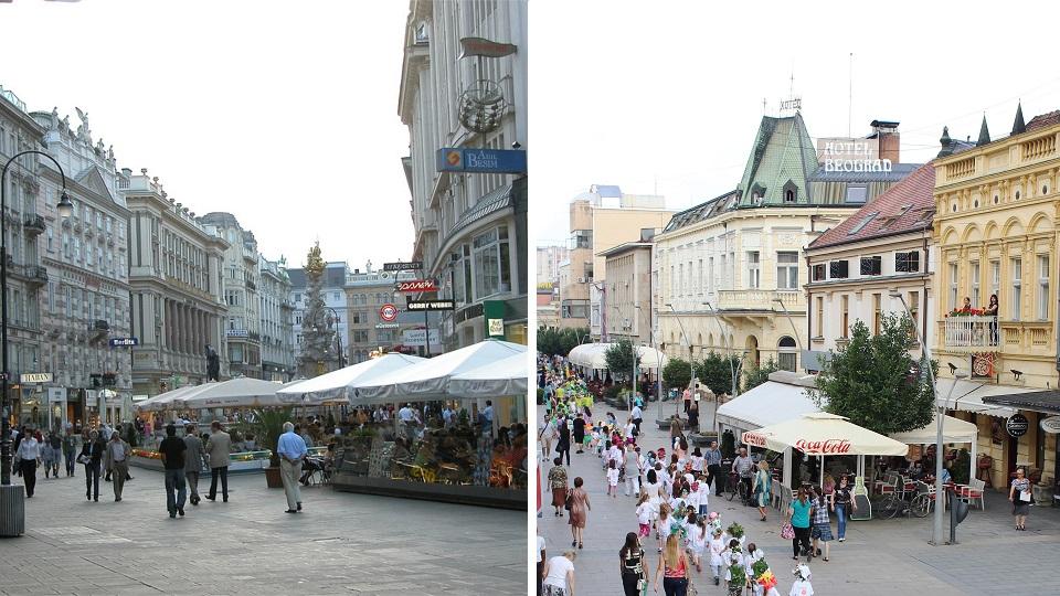 Kako urediti grad i kakve veze imaju grad Beč i 26. sednica skupštine Čačka
