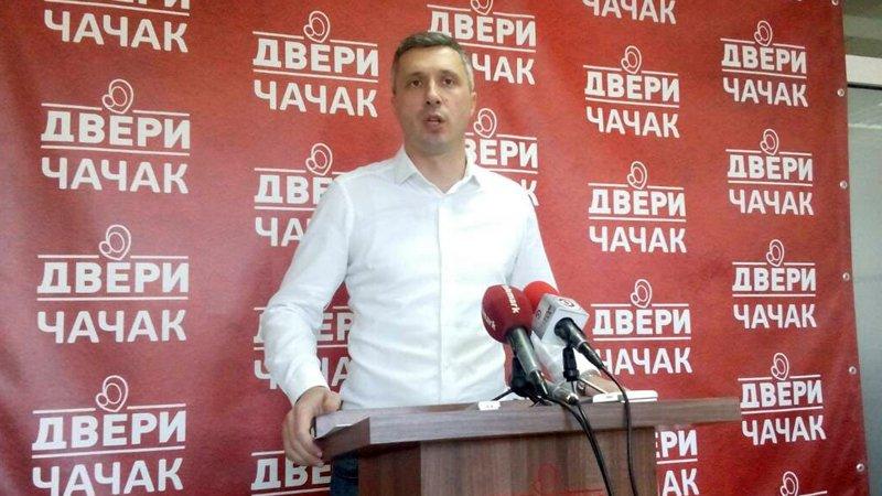 Boško Obradović: Ne podržavamo neprimerene izjave, ali želimo da se bavimo bitnim temama