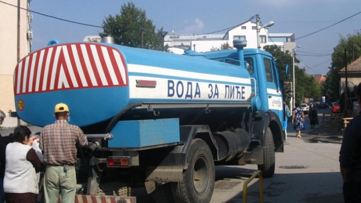 Neodgovorna i nesposobna vlast u Ljigu ponovo uvela restrikcije vode