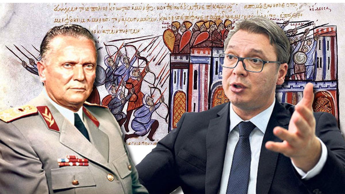 Dobrosav Dević: Od Đorđa Manijaka do Aleksandra Vučića
