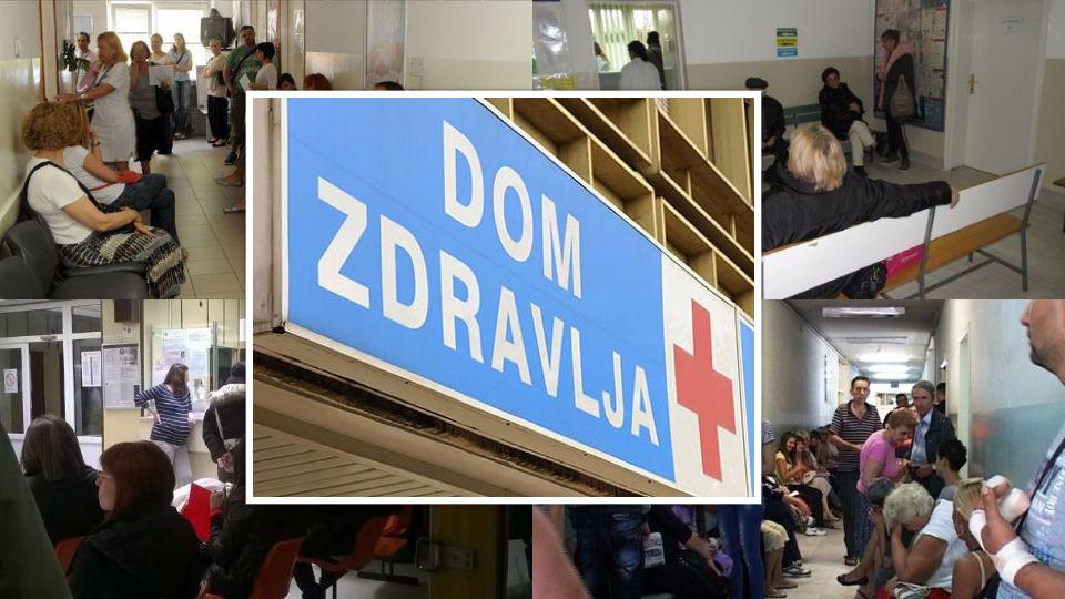 Dveri Čačak: Dom zdravlja u Preljini radi u lošim uslovima