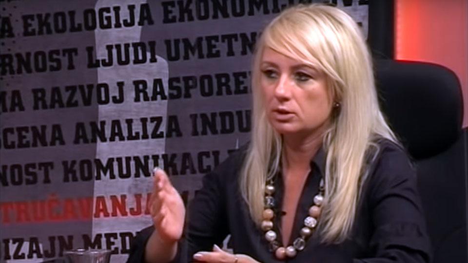 Dragana Trifković: Vučić Kosovom želi da otplati svoj dolazak na vlast