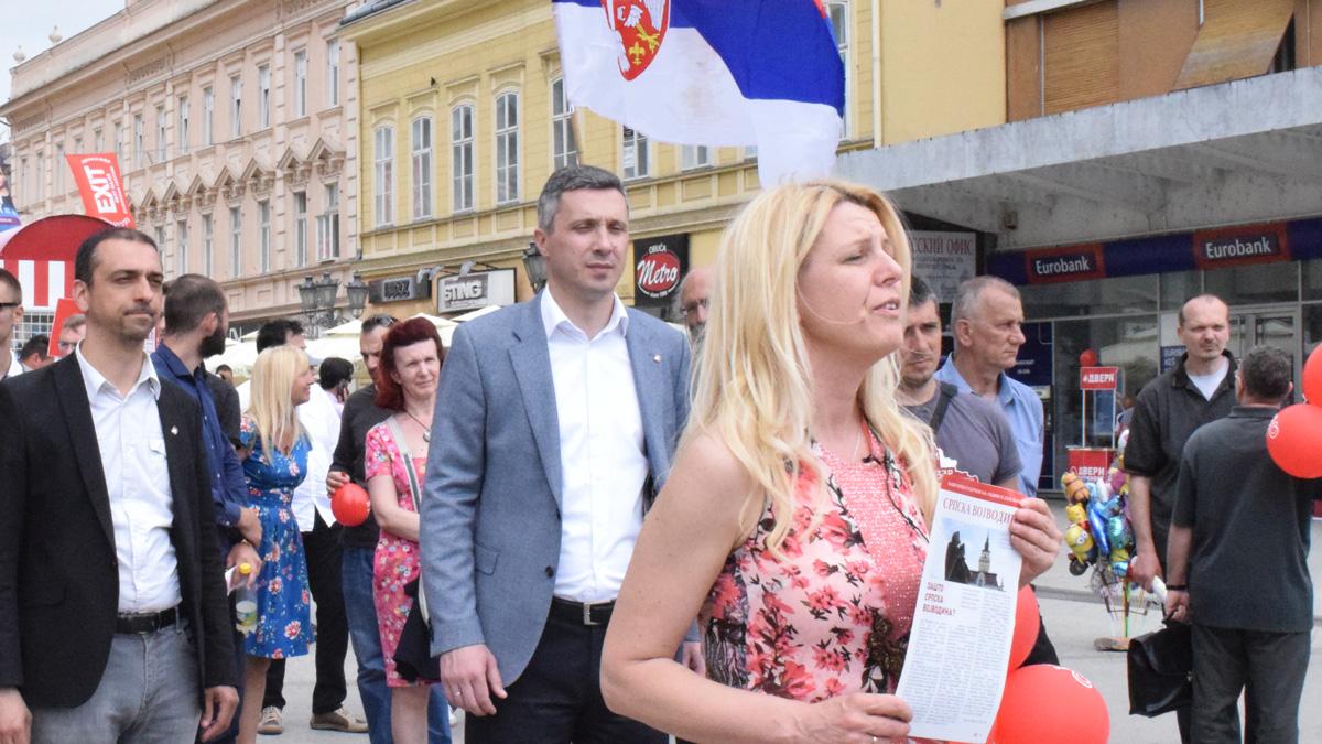 Marija Janjušević: Sačuvati tekovine Majske skupštine