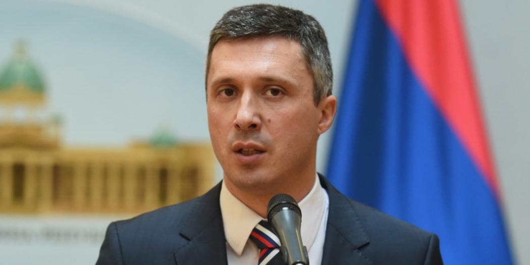 Boško Obradović: Dosta nam je vaših dvostrukih standarda