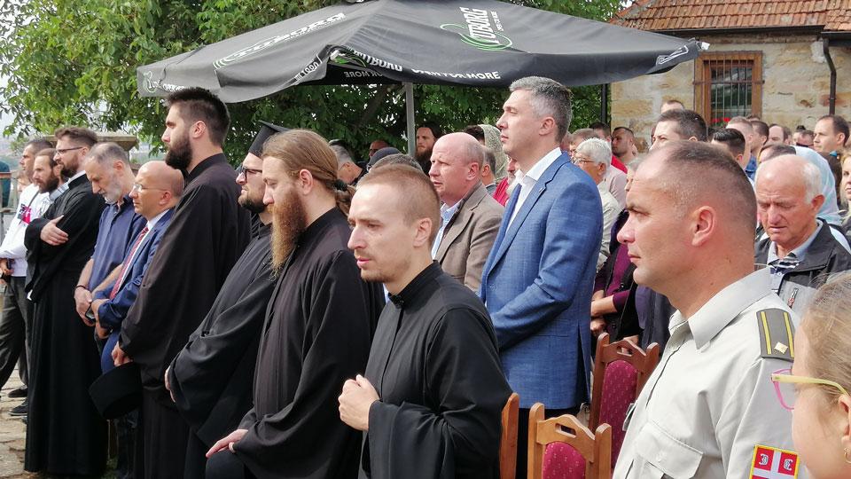 Boško Obradović u Starom Rasu